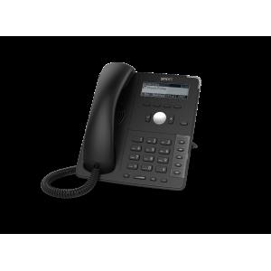 Snom D715 4-line Desktop SIP Phone - Wideband Audio - 4-line Graphical Display - USB