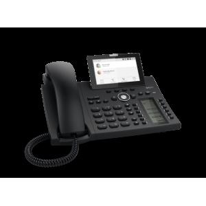 Snom D385 12-line Desktop SIP Phone - Wideband Audio - Hi-Res Colour TFT Display - USB
