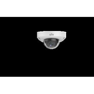 UNV - Ultra H.265 - 2MP Vandal Resistant Fixed Mini Dome