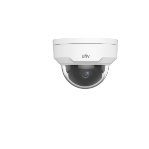 UNV - Ultra H.265 - 4MP WDR Vandal Resistant Fixed Dome Camera