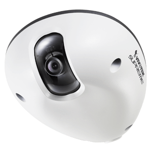 VIVOTEK - 2MP Outdoor Mobile Dome Camera with 2.8mm Lens