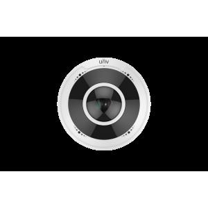 UNV - Ultra H.265 - 5MP, Panoromic 360° Fixed Fisheye Camera