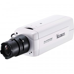 VIVOTEK - Fixed Camera, Indoor, 1.3MP, 30Fps, 3.1-8mm Lens, AI, Low Lux, H264, IR, AV Out, DIDO SD P