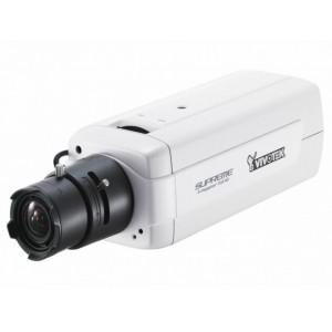 VIVOTEK - SUPREME Fixed Camera, Indoor, 1.3MP, 30Fps, 3-8mm AI, Low Lux, WDR, H264, IR, AV O