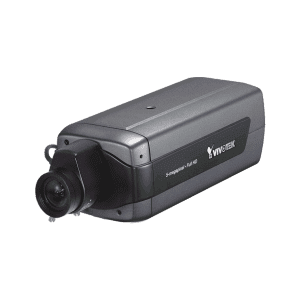 VIVOTEK - 5MP Indoor Box Camera with 3.5-10mm P-Iris Lens