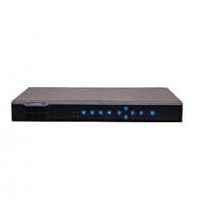 UNV - NVR 16 channel 2 Bay (8 port PoE)