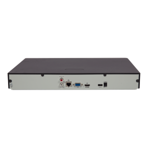 UNV - Ultra H.265 - 32 Channel NVR with 2 SATA HDD up to 10TB (Smart Analytics)