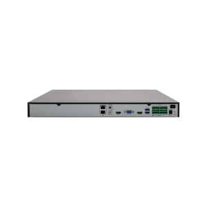 UNV - Ultra H.265 - 32 Channel NVR with 4 SATA HDD up to 8TB (Smart Analytics)