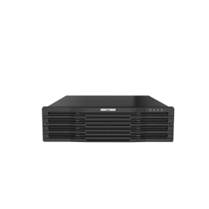 UNV - Ultra H.265 - 64 Channel NVR with 16 SATA HDD up to 8TB (Smart Analytics)