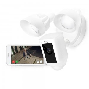 Ring Floodlight Cam - White