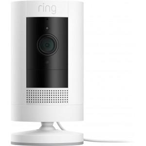 Ring Indoor Camera Hardwired White