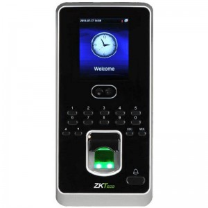 ZKTeco - MultioBio 800 Facial, Fingerprint & RFID Stand Alone T&A and Access Control Terminal
