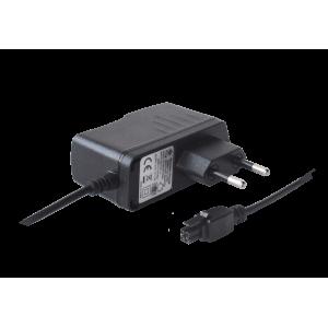 Teltonika Replacement EU Power Supply. 9W, 4-pin connector plug.
