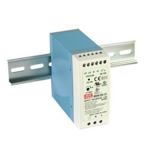 Mean Well - 60W AC-DC High Reliability Power Supply