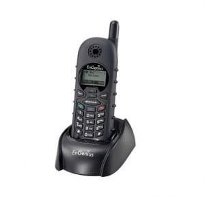 EnGenius Digital Long Range Cordless Handset only, 2KM range, 863MHz ~ 865MHz, ruggedized