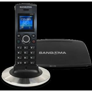 Sangoma - DECT Combo: D10M Handset and DB20E Base Station (EU/UK)