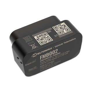 Ultra-small OBDII Plug and Play device with GNSS, GSM, BLE 4.0 connectivity