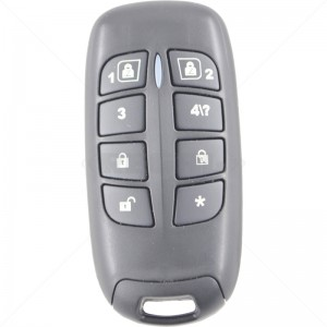 Risco 8 Buttons 2Way KeyFob 868MHz