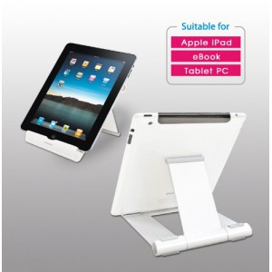 Coolstand for iPad/ eBook & Tablet PC (White)
