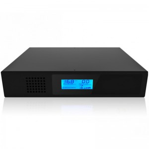Mini UPS DC to DC with PoE Output Power Over Ethernet - 65.12Wh (17600 mAH)