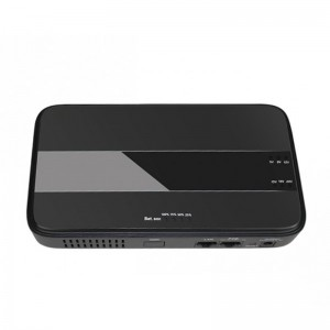 Mini UPS DC to DC with PoE Output Power Over Ethernet - 45W (8800mah)
