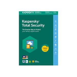 Kaspersky Total Security - 4 User
