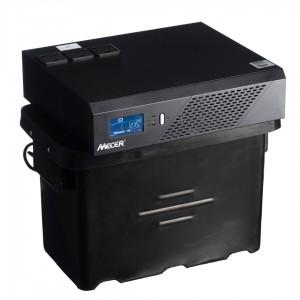 Mecer 1200VA Inverter + 100AH Battery (4 HOUR BATTERY LIFE) KIT - 720W