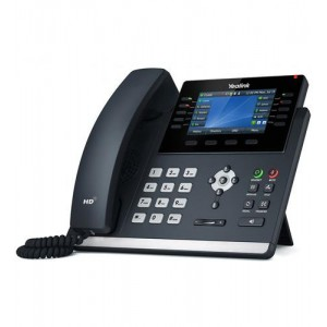 "Yealink Ultra-elegant Gigabit 4""Colour IP Phone"