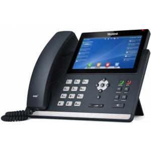 "Yealink T48U Ultra-elegant Gigabit 7""Colour IP Phone"