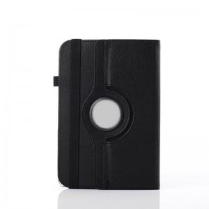 Tuff-Luv - 10.1 inch Universal Rotating Case For Tablets - Black