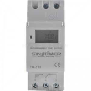 Timer - 7 Day LCD Multi-timer TM-612