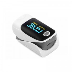 Finger Pulse Oximeter Fingertip Heart Rate Monitor with Sleep Monitor