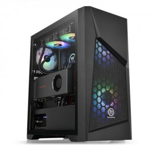 Thermaltake Commander G32 Tempered Glass ARGB Edition Mid Tower Chassis