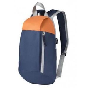 Playground Floater Backpack - Navy/Orange