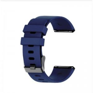 Fitbit Versa Silicone Watch Strap - Dark Blue