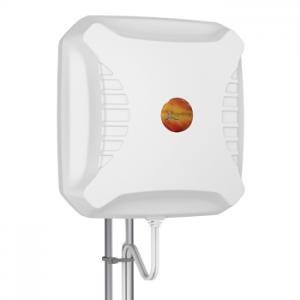 X-Polarised High Gain Uni-Directional LTE Antenna  LTE 2X2 (MIMO) 698 – 3800 MHz  11 dBi