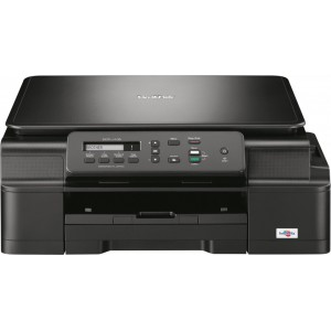 Brother InkBenefit 3-in-1 Multi Function Centre with wireless networking capabilities (1YR carry-in)