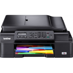 Brother InkBenefit 4-in-1 Multi Function Centre with wireless networking capabilities (1YR carry-in).
