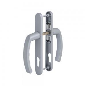 Yale Narrow Stile Aluminium Handles - Silver