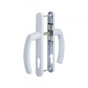 Yale Narrow Stile Aluminium Handles - White