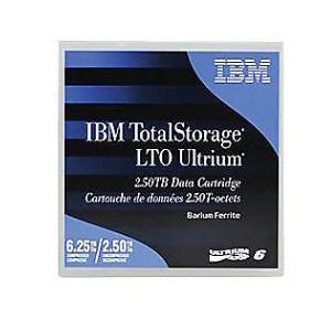 IBM LTO Ultrium 6 2.5 TB Data Cartridge