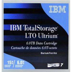 IBM LTO Ultrium 7 6TB Rewritable Data Cartridge Tape