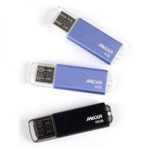 Mecer Premium 32GB USB2.0 Flash Memory Storage
