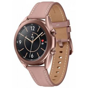 Samsung Galaxy Watch3 41mm Bronze & Stainless Steel Smart Watch