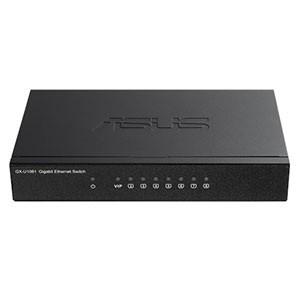 Asus 8-port Gigabit Ethernet Switch VIP Port