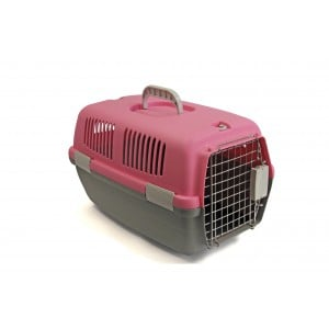 Rex - Pet Travel Case - Small - Pink