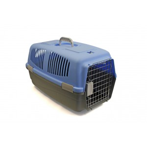 Rex 6000064 Pet Travel Case - Large - Blue