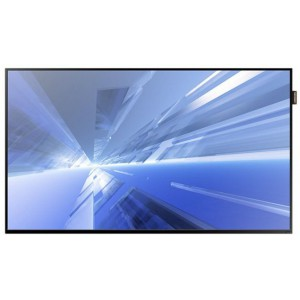 "Samsung DH40D 40"" DH-D Series Slim Thin Bezel Direct-Lit LED SMART Signage Display"