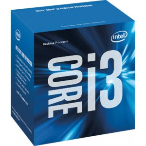 Intel Core i3-6100 3.7 GHz Dual-Core LGA 1151 Processor -BX80662I36100