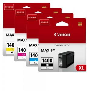Canon PGI-1400 XL Pigment Ink Cartridge Multipack